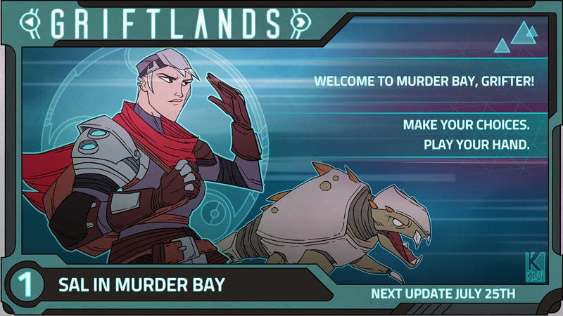 Griftlands Update 1
