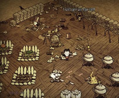 dont starve how to kill deer clops
