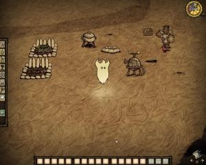 Console command to rez my character? - [Don't Starve Together