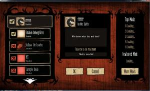 How To: Install a Mod from the Steam Workshop - [Don't Starve] Mods