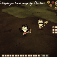 Multiplayer Local CooP: 3 players shared screen