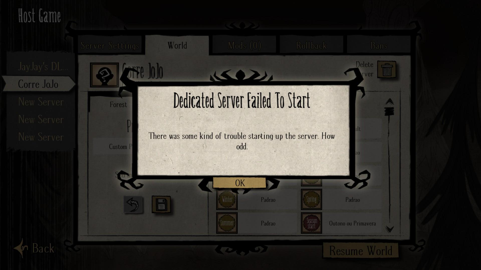 установить сервер cs на vds