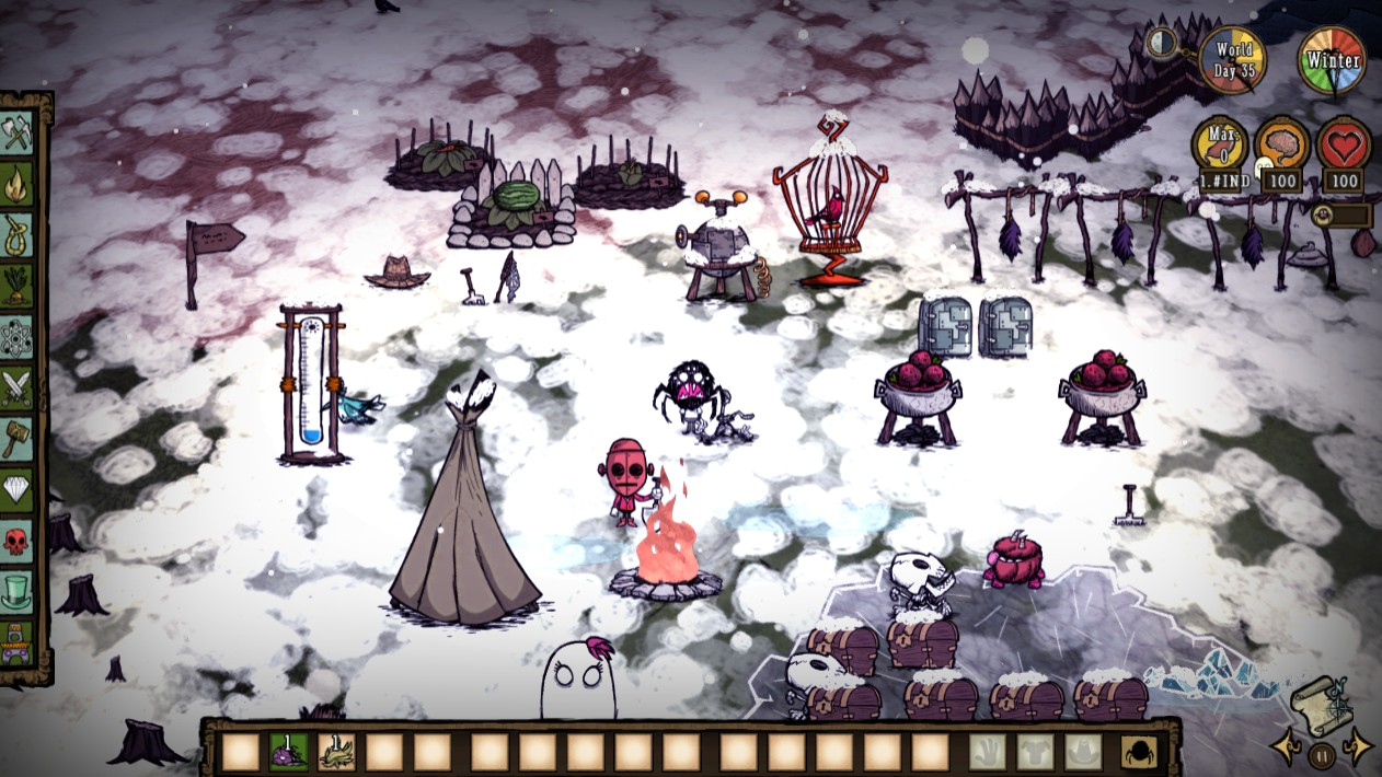 dont starve together how to get health