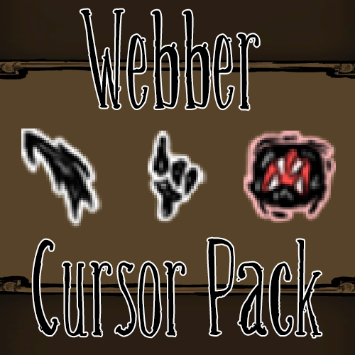Screenshot for Webber-Themed Animated Cursor Pack