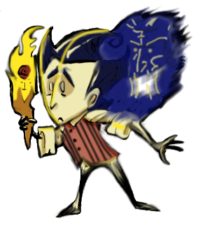 20160805p2-Dont starve wilson badge.png