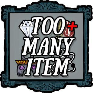 Screenshot for Too Many Items Plus