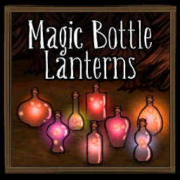 Screenshot for Magic Bottle Lanterns