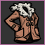 Distinguished_Shearling Coat_Orange.png