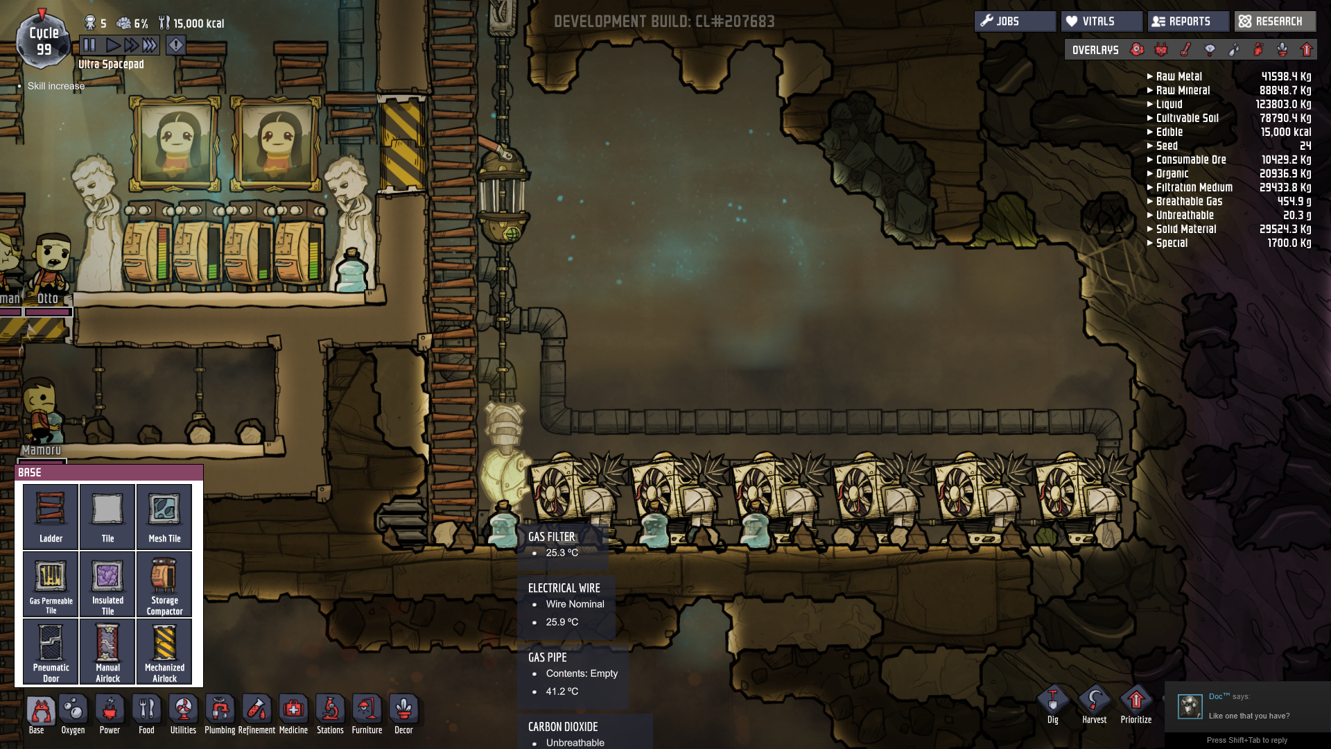 Super Cooled Gasses - [Oxygen Not Included] - General