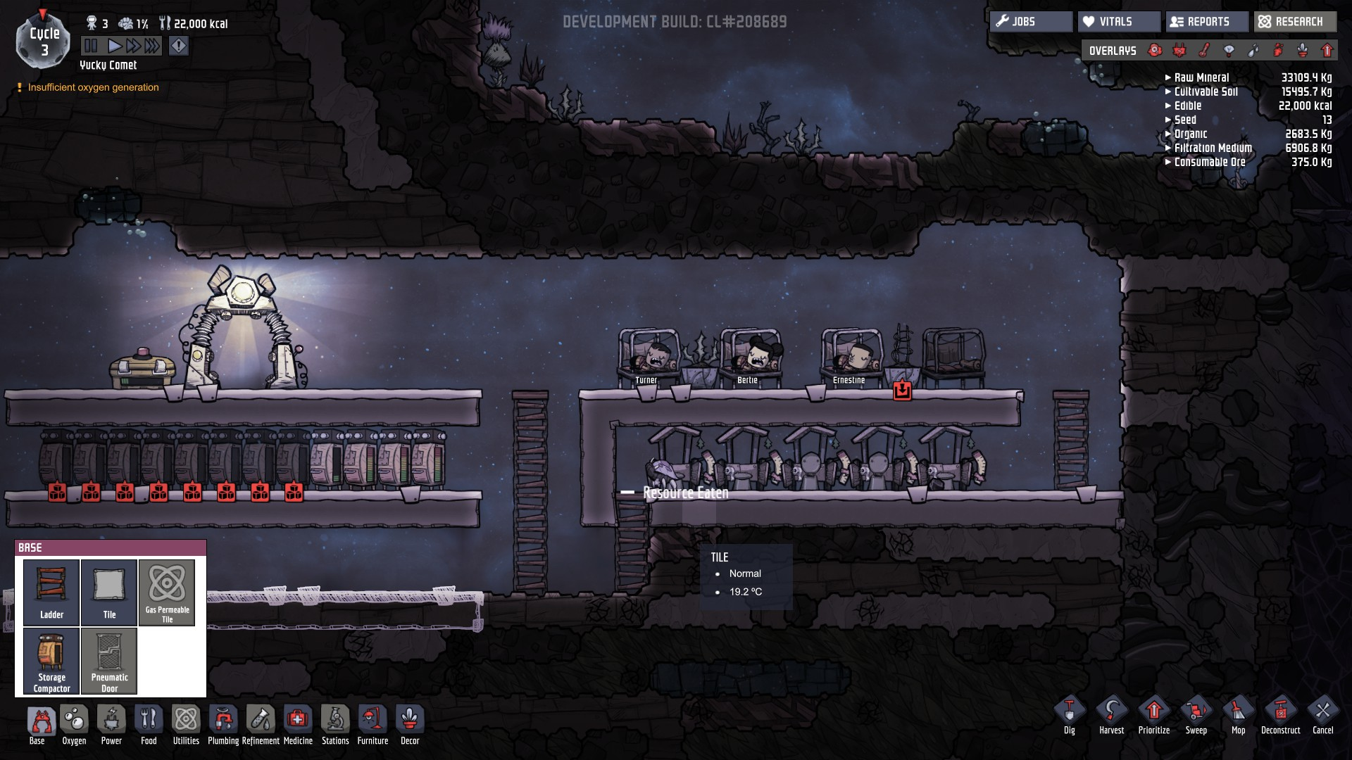 The Outhouse Hatch Oxygen Not Included General Discussion Klei Entertainment Forums
