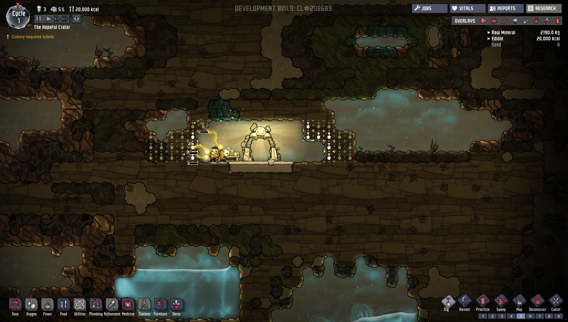 oxygen not included free mac