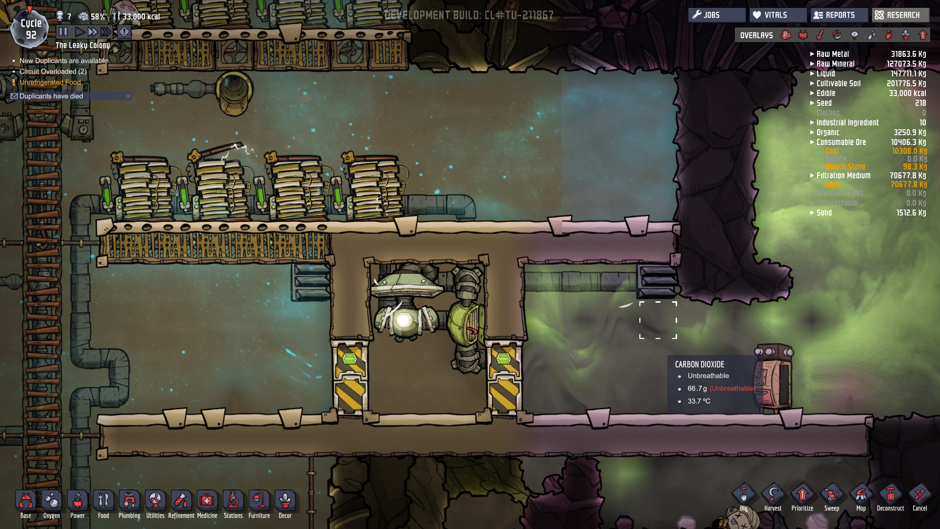 Pave the way for actual airlocks - [Oxygen Not Included