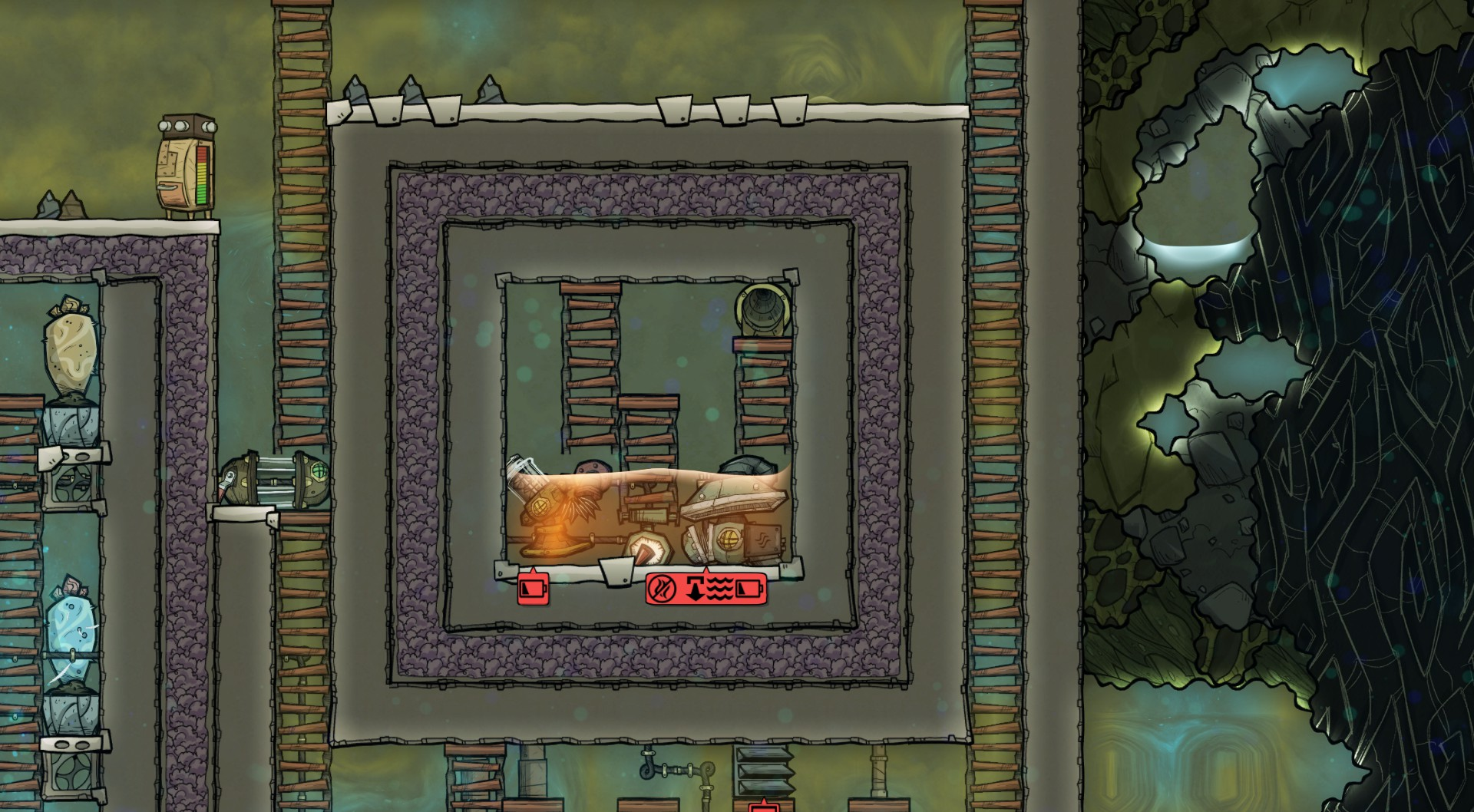 LNG Demand Energy Storage [Oxygen Not Included] General