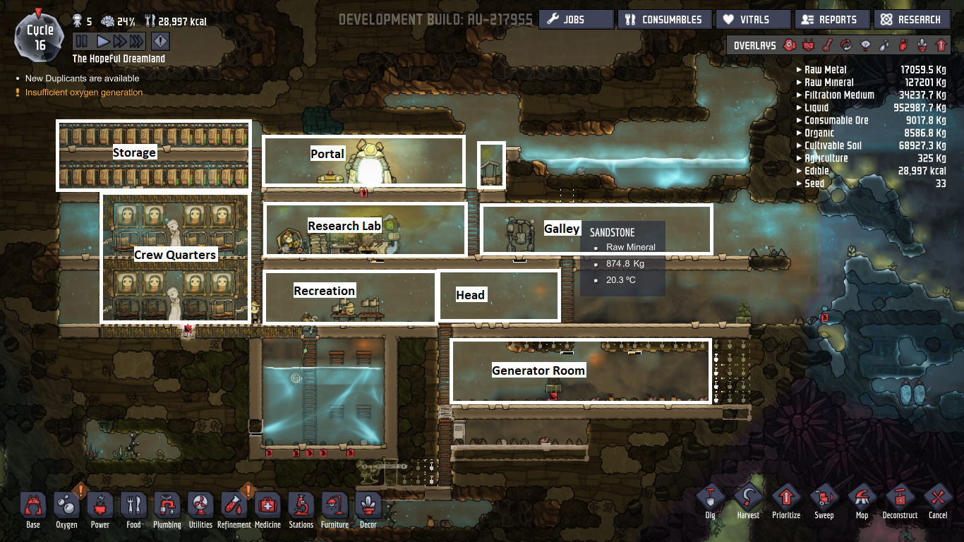 Viewable political map - [Oxygen Not Included] - Suggestions ...