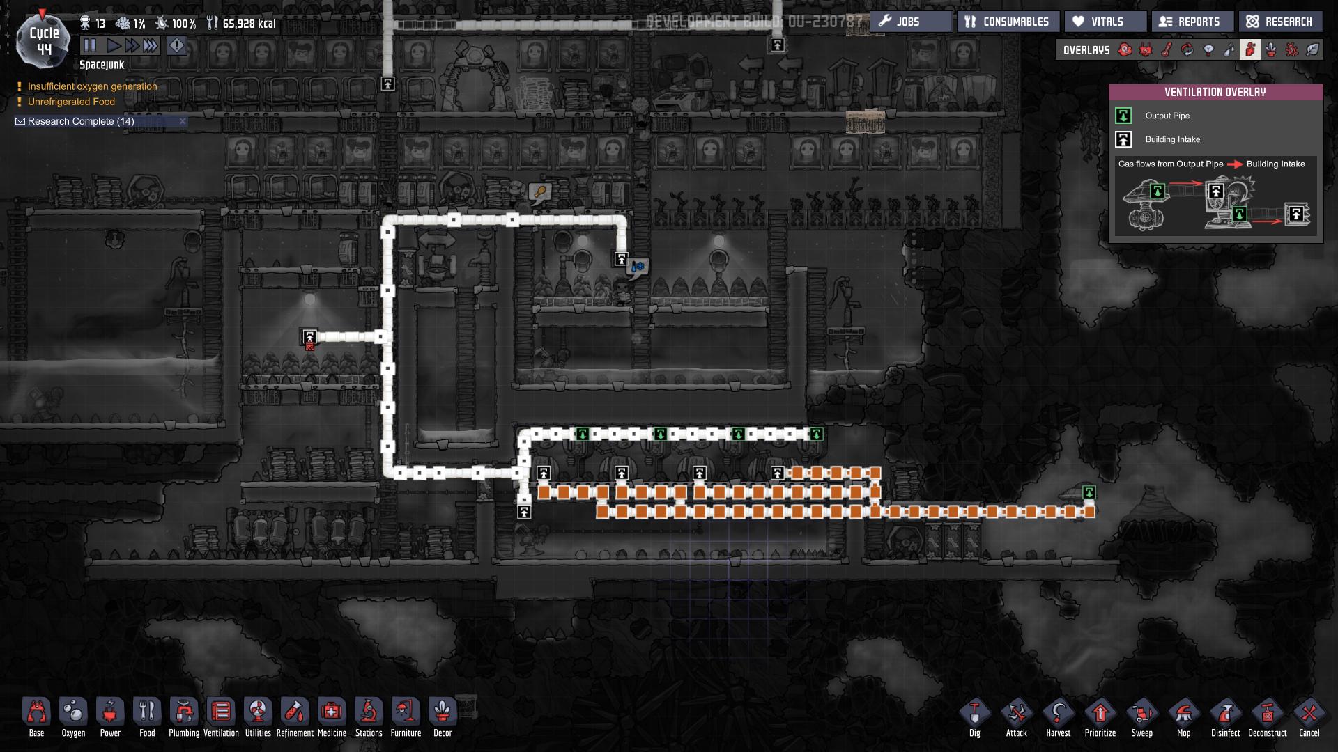 Bug Please help Natural Gas Generator not working [Oxygen
