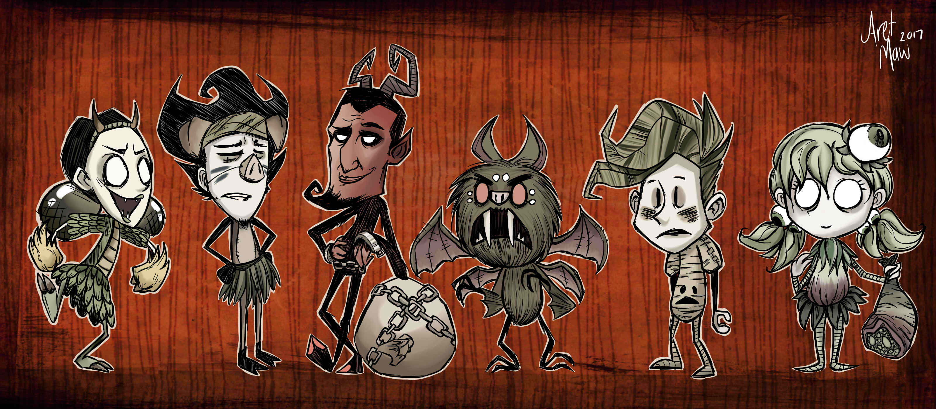 klei dont starve forge