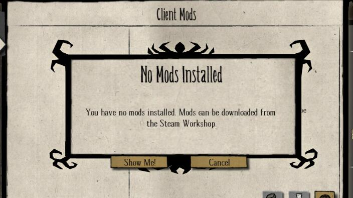 Warining Error !!! Steam subscribe mod, but did not download