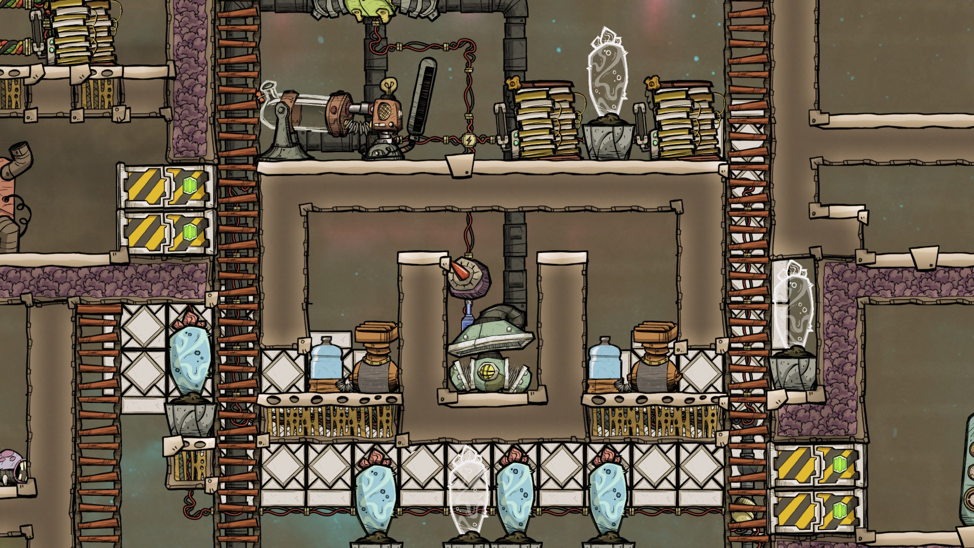 Is my base doomed? - [Oxygen Not Included] - General Discussion