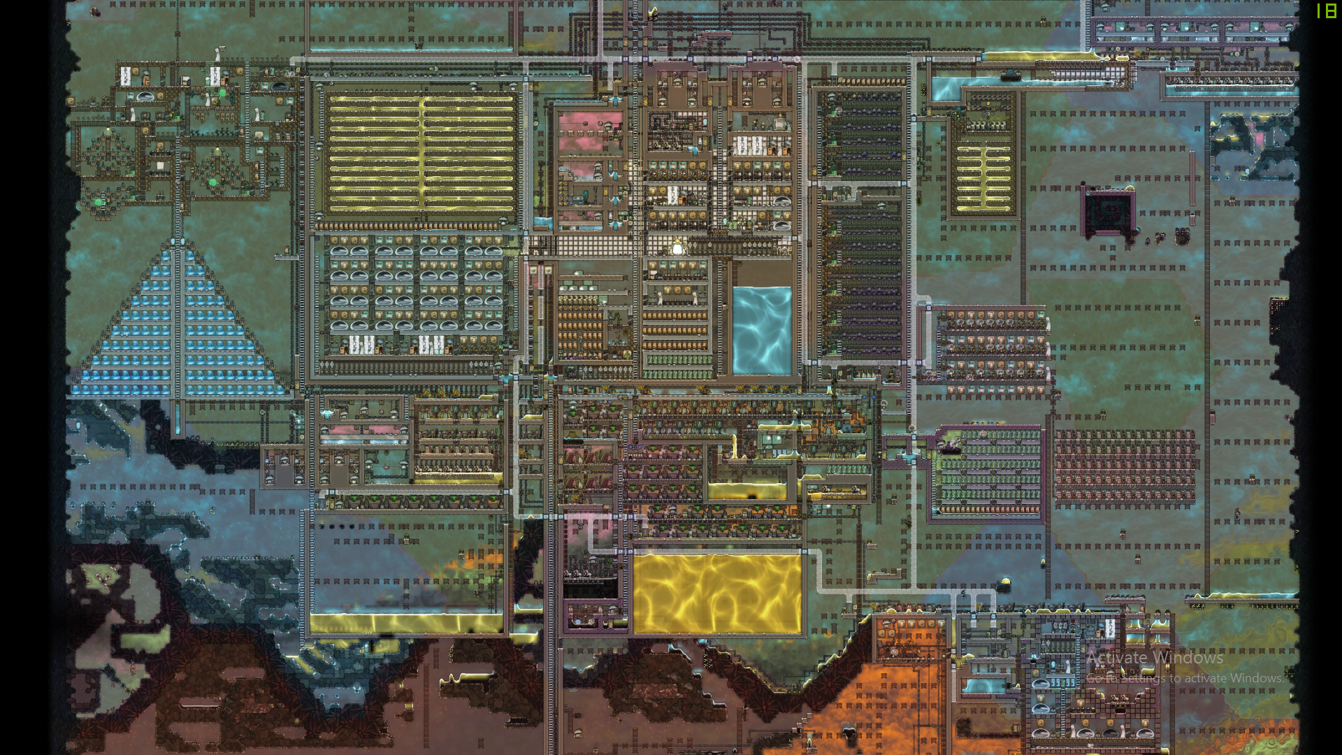 Cycle 1800 Megabase Oxygen Not Included General Discussion Automated Circuit Screenshot Recommended Posts