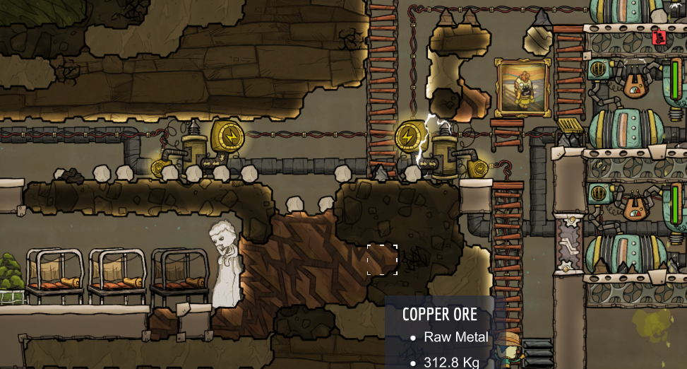 how to stop overloading circuits in oxygen not included