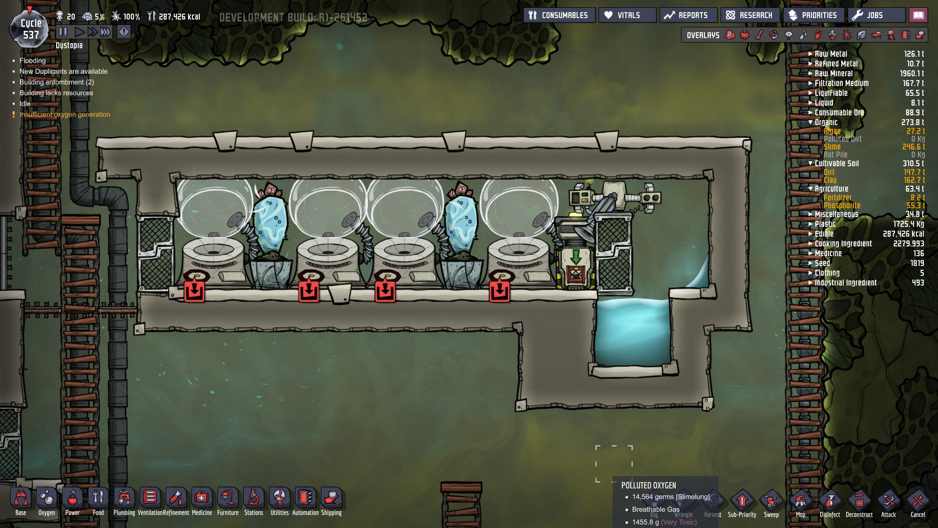 Automated Meat Farming Oxygen Not Included General Discussion Klei Entertainment Forums