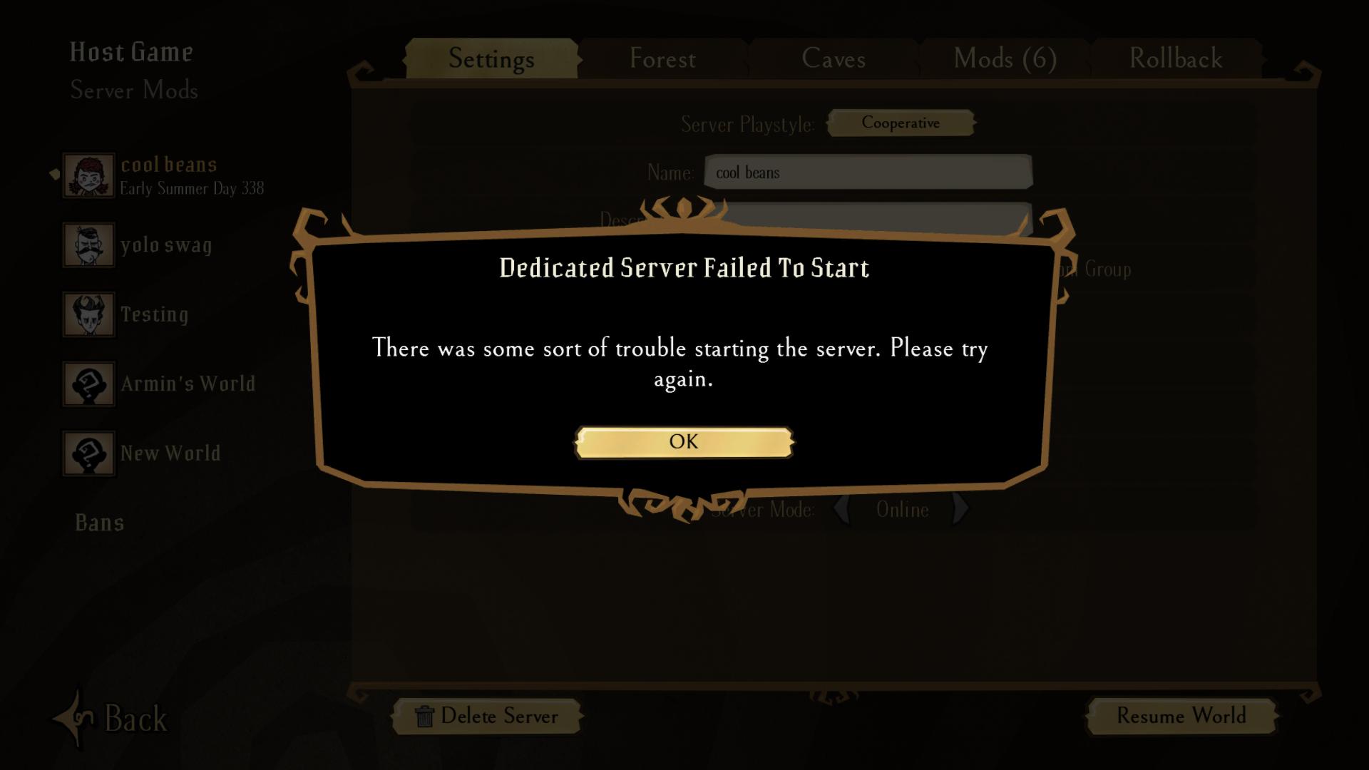 как сделать свой сервер для хостинга