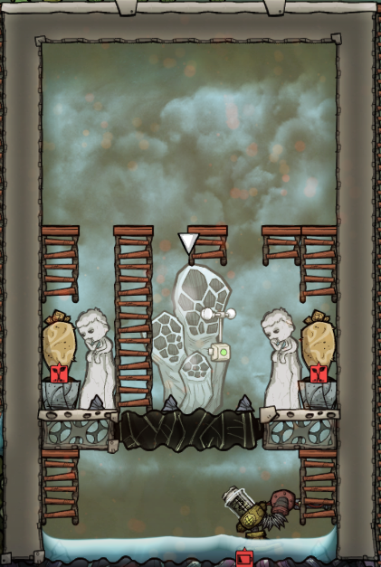 Oxygen Not Included Make A Room Cold