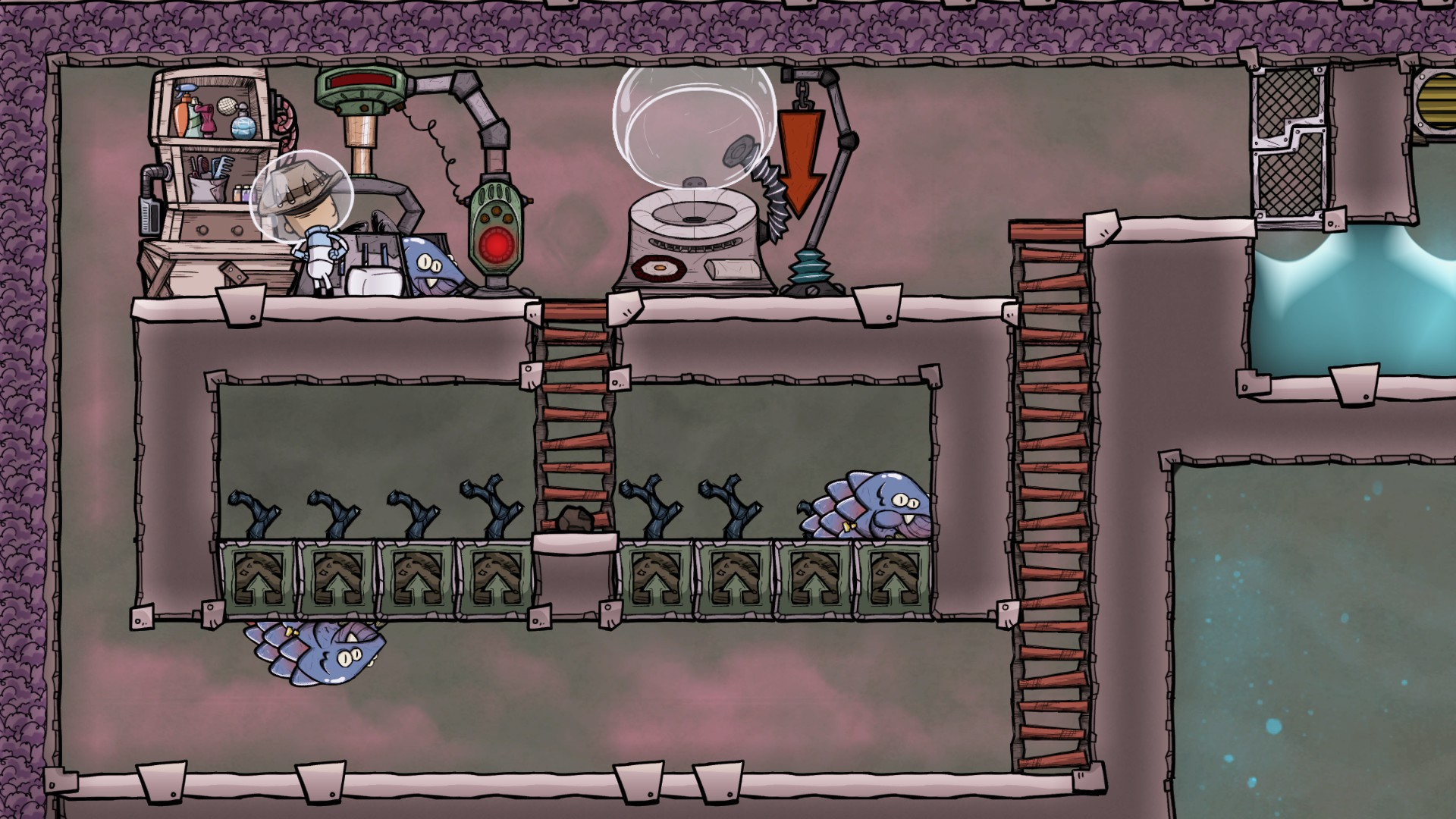 My Meat Farm Design Oxygen Not Included General Discussion Klei Entertainment Forums