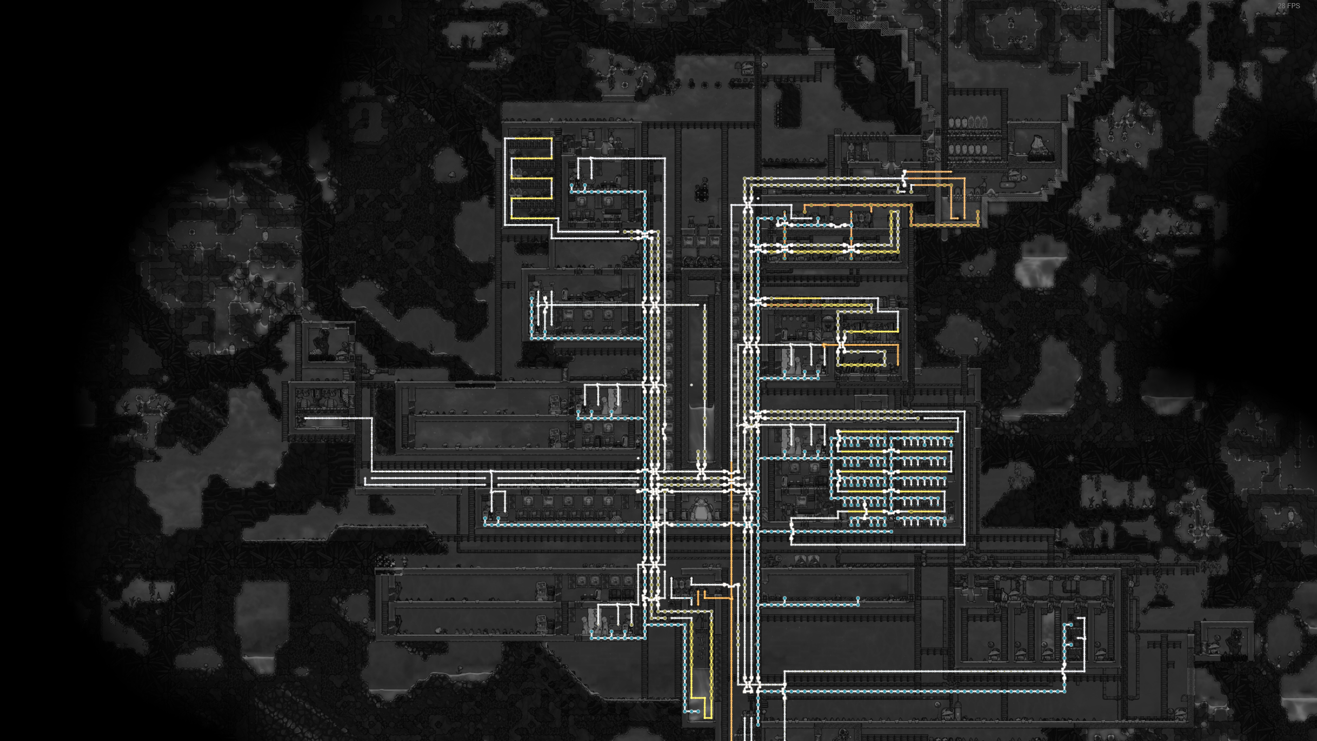 My Modular Base Design Rules Part 1 - [Oxygen Not Included
