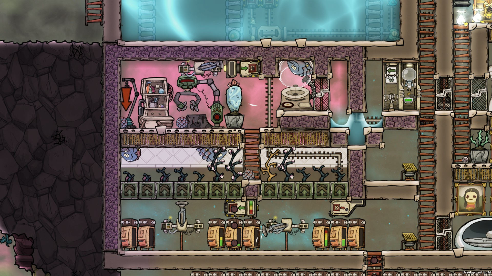 An Easy To Build Compact And Efficient Glossy Drecko Farm Oxygen Not Included General Discussion Klei Entertainment Forums
