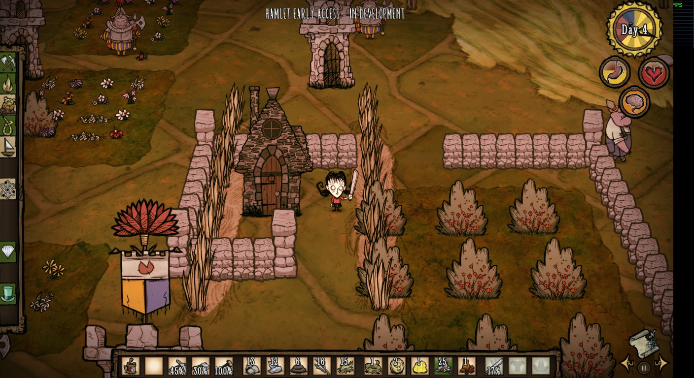 BUG IN THE MAP GENERATOR - Don't Starve: Hamlet Early Access