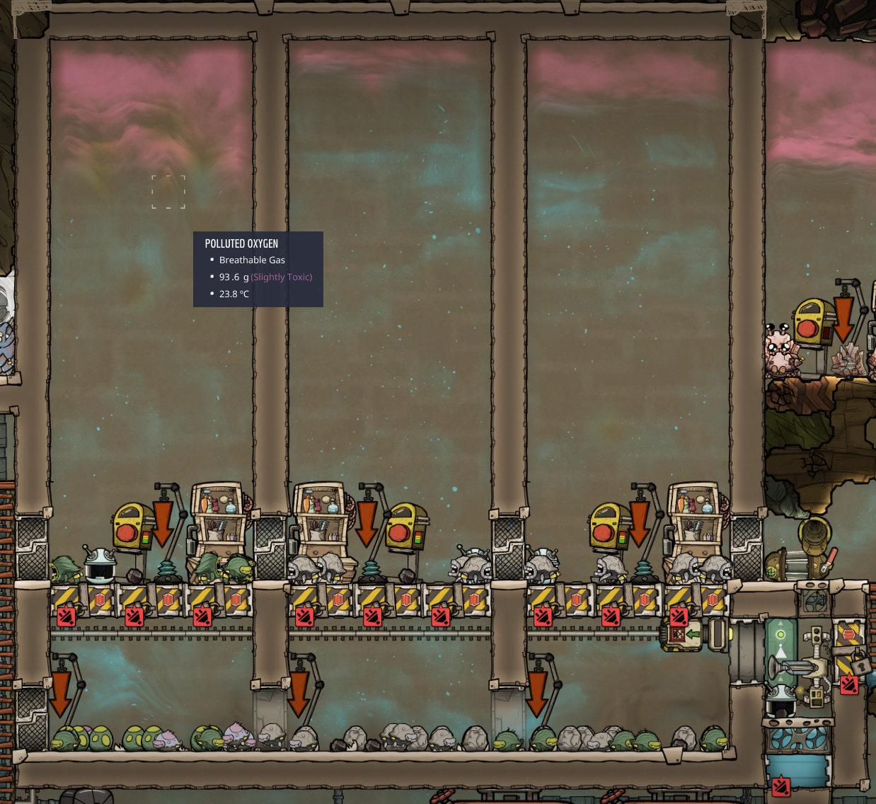 Vertical Automated Hatch Farm Mark 2 Oxygen Not Included General Discussion Klei Entertainment Forums