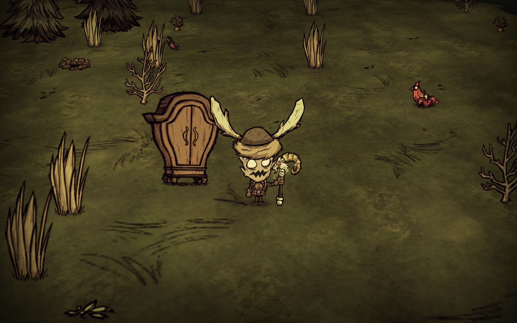 Anyone else not care about skins, etc? - [Don't Starve